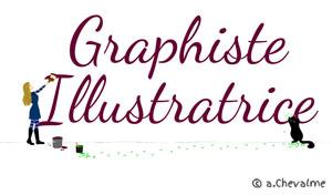 Anne Chevalme, Graphiste / illustratrice